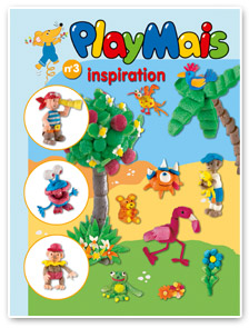 "PlayMais Book ""inspiration"""