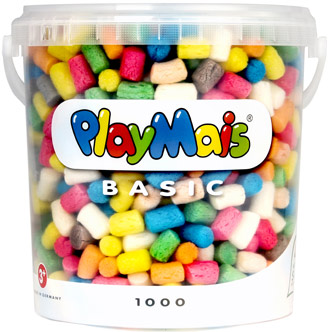 PlayMais Bucket 1000