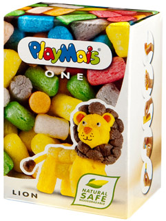 PlayMais ONE Lion Packung (Löwe)